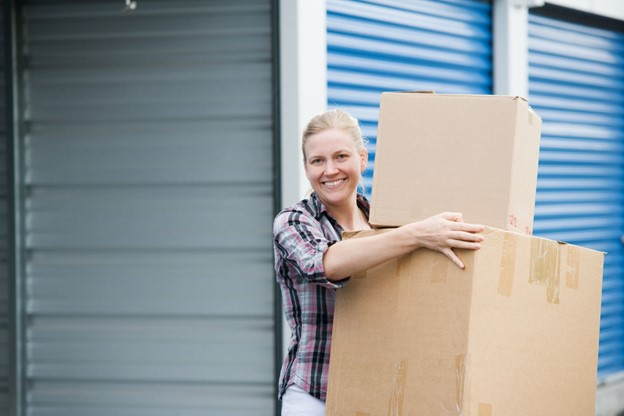 How to Keep a Storage Unit Clean